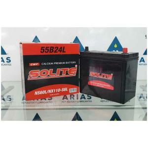 Bateria Solite 55B24L