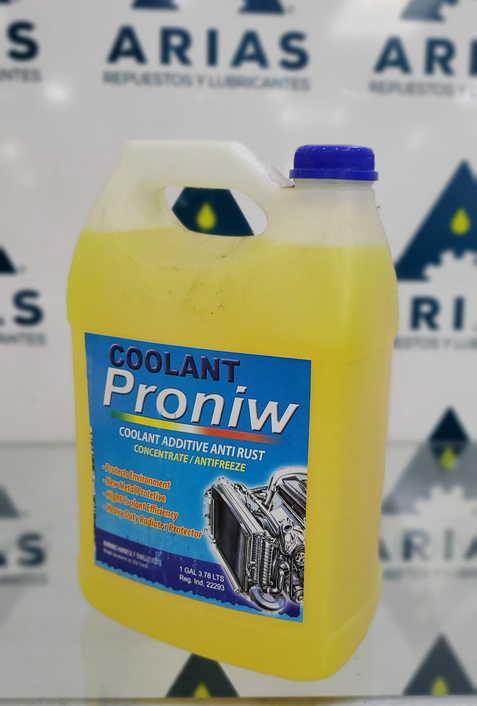 CP001 COOLANT PRONIW