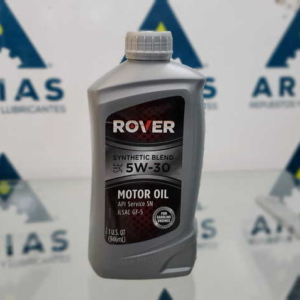 RV001 ACEITE 5W-30 SYNTHETIC BLEND ROVER