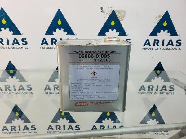 Aceite liquido toyota genuino suspension